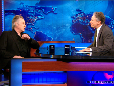 Christopher Walken | January 24th | The Daily Show with Jon Stewart