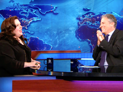Melissa McCarthy | January 29th | The Daily Show with Jon Stewart