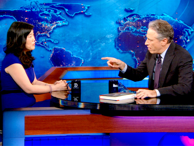 Michelle Rhee Extended Interview Part 1 - The Daily Show