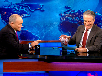 Ray Kelly Extended Interview - The Daily Show