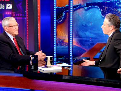 Ed Whitacre | February 6th 2013 | The Daily Show with Jon Stewart