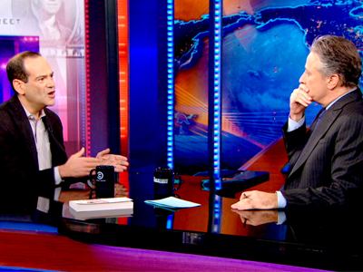 Neil Barofsky | February 7th 2013 | The Daily Show with Jon Stewart