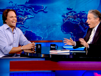 Mike Piazza | February 12th 2013 | The Daily Show with Jon Stewart