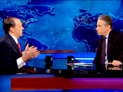 Steven Brill | February 20th 2013 | The Daily Show with Jon Stewart