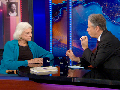 Sandra Day O'Connor | March 5th 2013 | The Daily Show with Jon Stewart