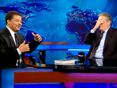 Neil deGrasse Tyson Extended Interview - The Daily Show