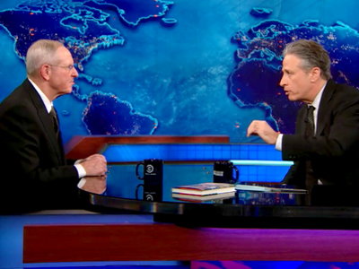 Tom Coughlin | March 7th 2013 | The Daily Show with Jon Stewart