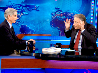 Michael Moss | March 26th 2013 | The Daily Show with Jon Stewart