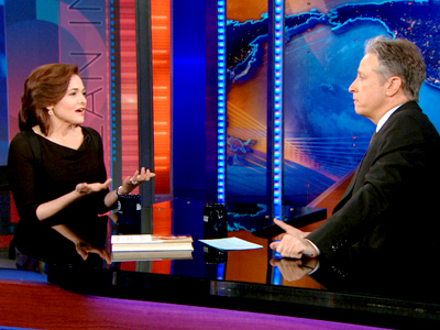 Sheryl Sandberg Extended Interview - The Daily Show