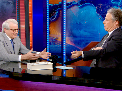 David Stockman | April 8th 2013 | The Daily Show with Jon Stewart