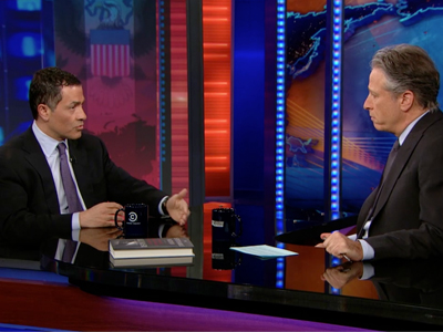 Vali Nasr - The Daily Show