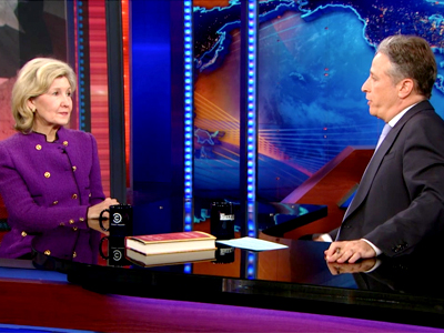Kay Bailey Hutchison - The Daily Show