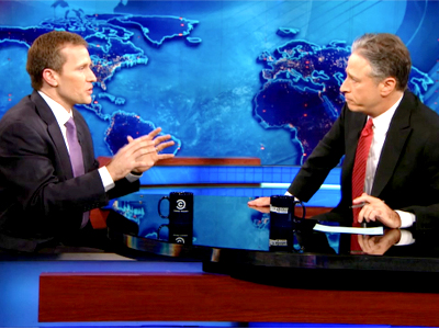 Eric Greitens | May 2nd 2013 | The Daily Show with Jon Stewart