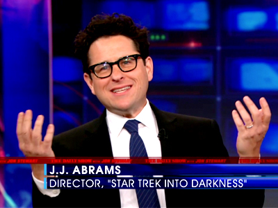 JJ Abrams - The Daily Show