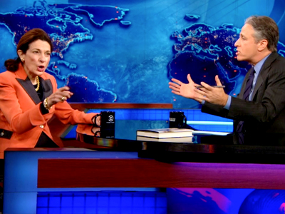 Olympia Snowe | May 15th 2013 | The Daily Show with Jon Stewart