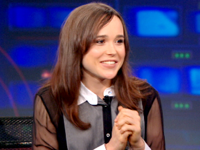Ellen Page | May 20th 2013 | The Daily Show with Jon Stewart