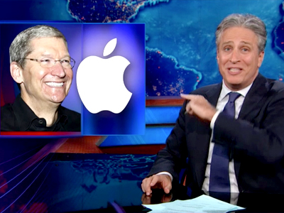 Tax Men - Apple | May 22nd 2013 | The Daily Show with Jon Stewart