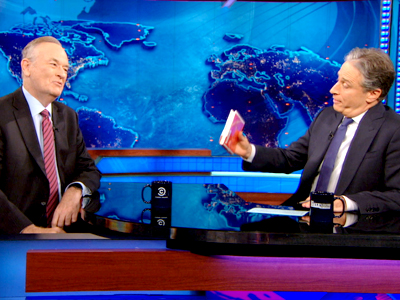 Bill O'Reilly | May 22nd 2013 | The Daily Show with Jon Stewart