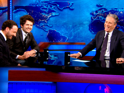 Maxim Pozdorovkin & Mike Lerner | June 3rd 2013 | The Daily Show with Jon Stewart
