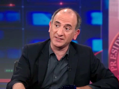 Armando Iannucci Extended Interview - The Daily Show