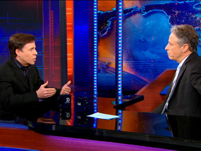 Bob Costas | January 28th 2013 | The Daily Show with Jon Stewart