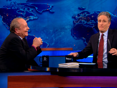 Gene Robinson | December 10th 2012 | The Daily Show with Jon Stewart