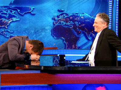 Josh Brolin | January 10th 2013 | The Daily Show with Jon Stewart