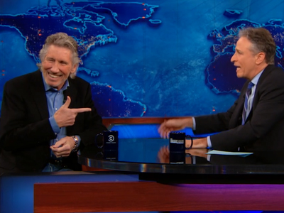 Roger Waters | January 14th 2013 | The Daily Show with Jon Stewart