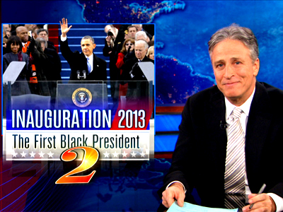 Inauguration Special | January 21st 2013 | The Daily Show with Jon Stewart