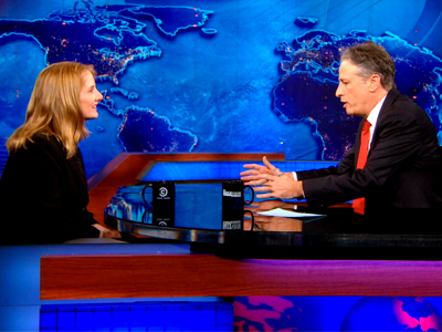 Missy Cummings | January 23rd 2013 | The Daily Show with Jon Stewart