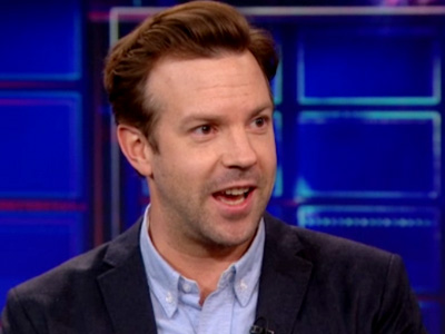 Jason Sudeikis | November 13th 2012 | The Daily Show with Jon Stewart