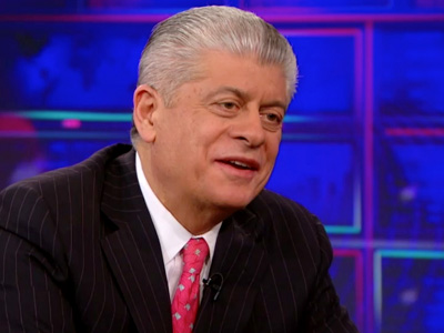 Andrew Napolitano | November 15th 2012 | The Daily Show with Jon Stewart