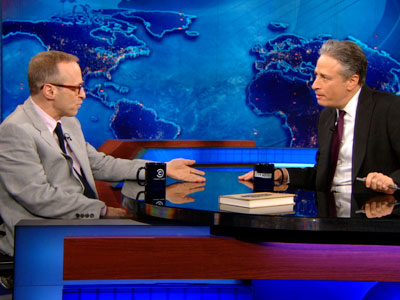 David Sedaris | May 9th 2013 | The Daily Show with Jon Stewart