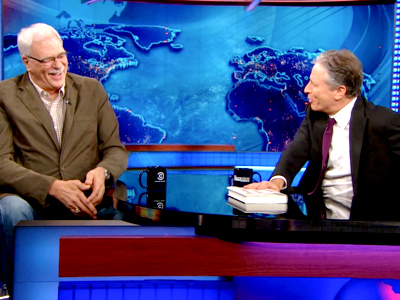 Phil Jackson | May 21st 2013 | The Daily Show with Jon Stewart