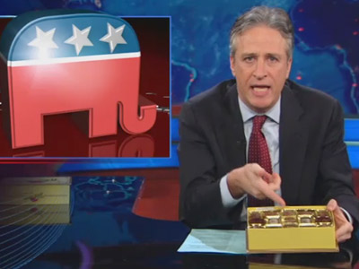 Rick Santorum's Surge - Indecision 2012 - The Daily Show