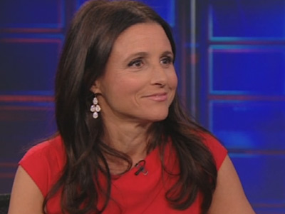 Julia Louis-Dreyfus Interview Excerpt - The Daily Show