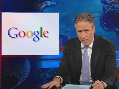 Moneygall - Google Gets Fined - The Daily Show