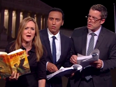 The Best F#@king News Team Ever Reports on the Supreme Court's Health Care Ruling