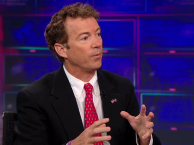 Rand Paul Extended Interview - The Daily Show