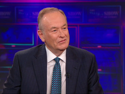 Bill O'Reilly - The Daily Show
