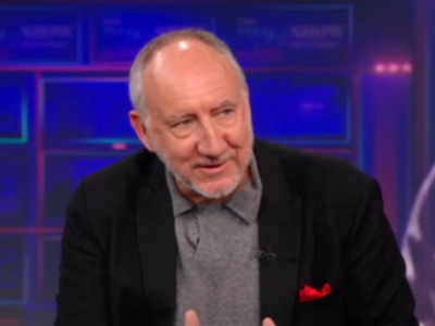 Pete Townshend Extended Interview - The Daily Show