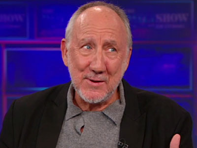 Pete Townshend - The Daily Show
