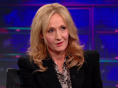 J.K. Rowling Extended Interview - The Daily Show