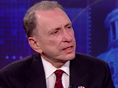 Arlen Specter Tribute - The Daily Show: Moment of Zen