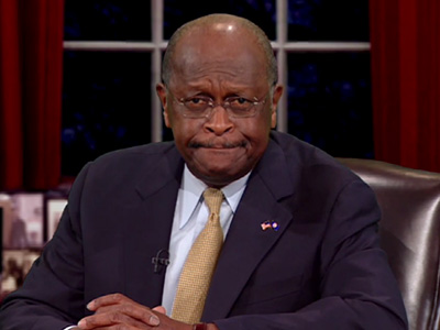 Herman Cain: An American Presidency - American Exceptionalism - The Daily Show