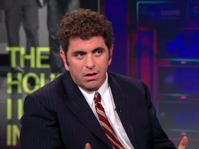 Eugene Jarecki - Extended Interview - The Daily Show