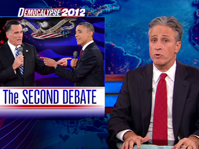 The Second Debate*: Now Including the President - The Daily Show