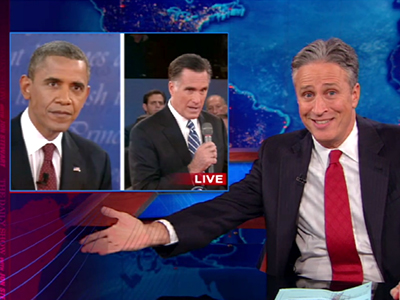 Benghazi - The Second Debate*: Now Including the President - The Daily Show