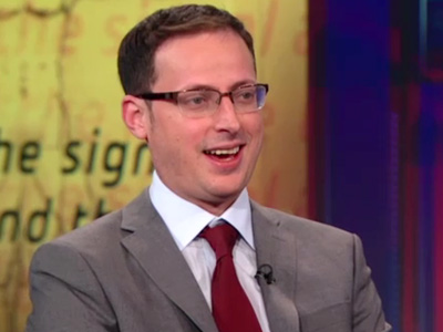 Nate Silver Extended Interview Pt. 1 - The Daily Show
