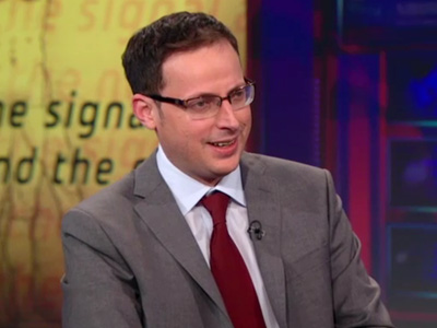 Nate Silver Extended Interview Pt. 2 - The Daily Show